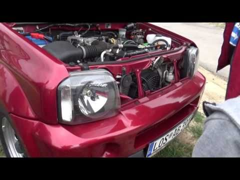 Suzuki Jimny review - off road vehicle - Taplic video