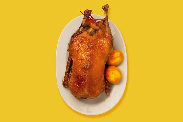 The only four goose recipes you'll ever need - including Richard Corrigan's Marmalade Goose