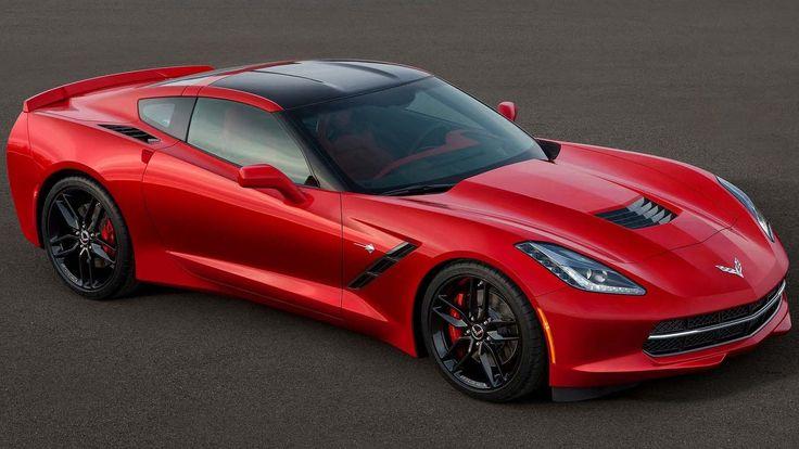 * Win A Corvette Stingray, Ticket Price £7.00