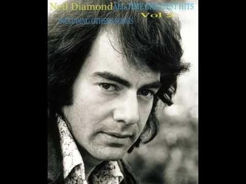 Neil Diamond ALL TIME GREATEST HITS ALBUM - YouTube