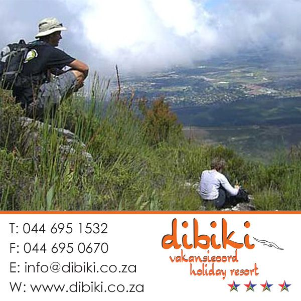 There are a lot of things to do in and around Mossel Bay and Dibiki Holiday Resort. Attaquaskloof Hiking Trail. Though strenuous, this 39 km hiking trail is popular for its magnificent rare orchids, historic mountain passes and idyllic views. Stay with us for more. #activities #hiking #mosselbay
