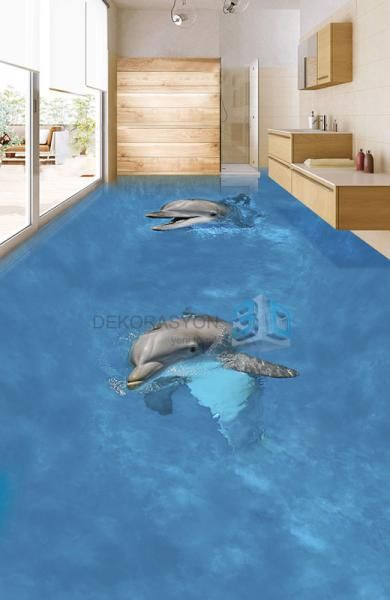 Best 25 3d floor art ideas on pinterest 3d flooring floor wallpaper and 3d wallpaper home - Unique floor covering ideas ...