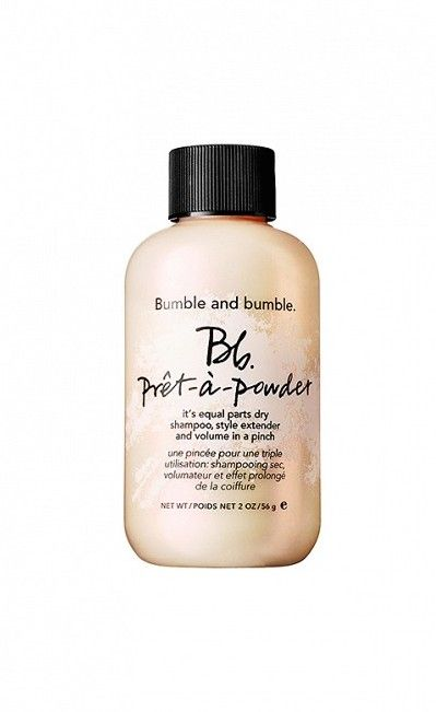 This magical powder will give you voluminous hair // Pret-A-Powder by Bumble and bumble
