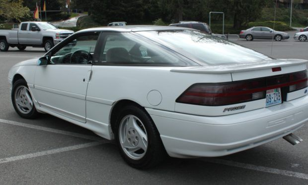 No Reserve 1990 Ford Probe Gt 5 Speed Ford Probe Ford Probe Gt Ford