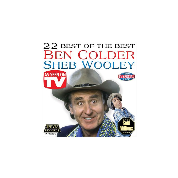 Sheb wooley - 22 best of best (CD)