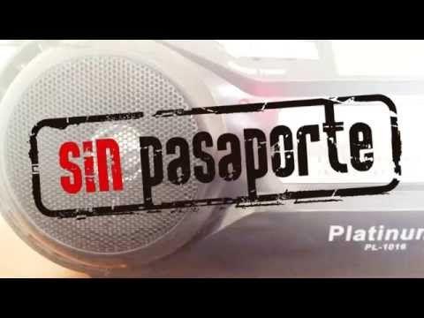 Apoyando Poder Incondicional en La Mega Popayan: Es Amor - Sin Pasaporte