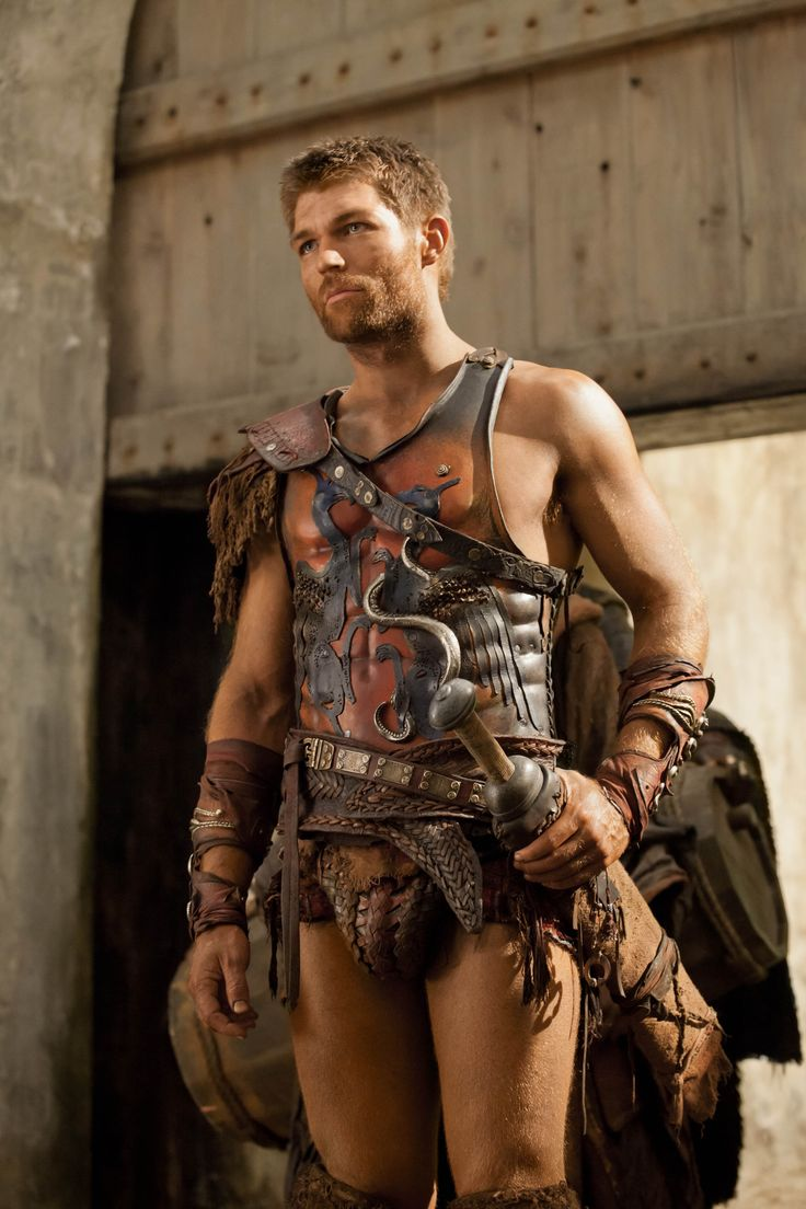 Spartacus Hot