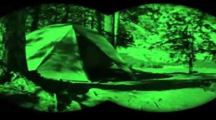 Bigfoot Terrifies Camper at Enchanted Pools [True Bigfoot Stories] | The Fortean Slip