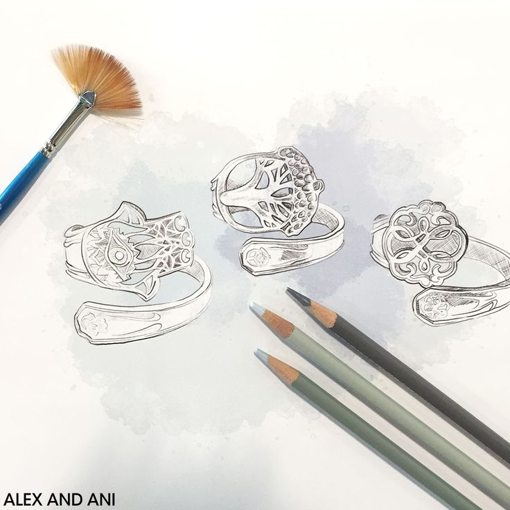 ALEX AND ANI Behind-the-scenes sneak peek of a new collection available online 10/1 and in ALEX AND ANI stores 10/5. #SpoonRings