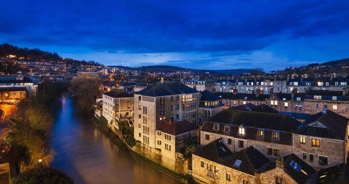 Hilton Bath City | prosportshotels.com