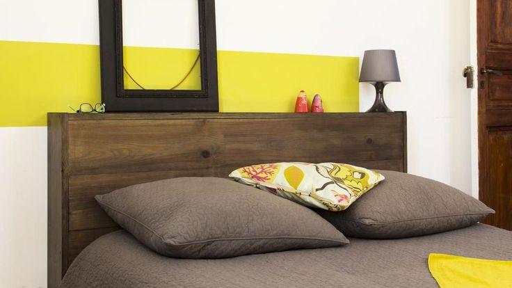 DIY : une tête de lit à faire soi même