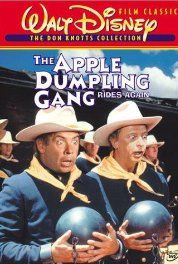 The Apple Dumpling Gang Rides Again (1979) Tim Conway, Don Knotts