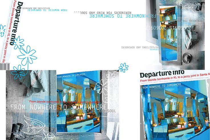 | GRAPHIC | ☆ CD Departure Info ☆