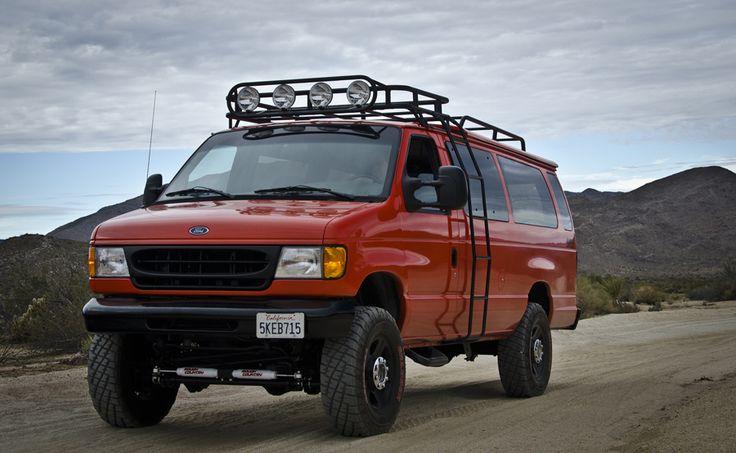 Ford E350 V10 4x4 Build -  Expedition Portal