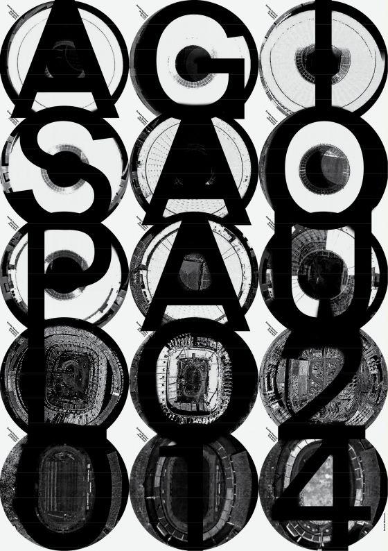 Samuel Steinmann - AGI International Posters Exhibition 2014