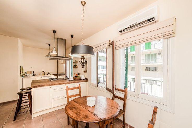 Trevlig lägenhet i hjärtat av Gamla stan, Palma de Mallorca. 1250€/mån.