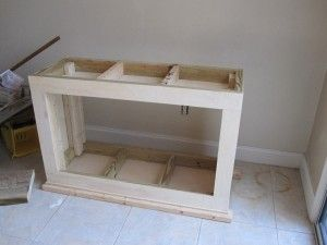 75 Gallon Aquarium Stand