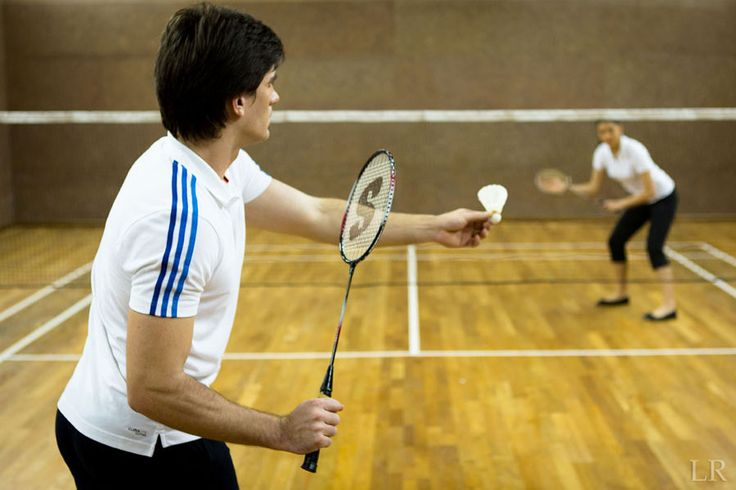 If you're into racket sports, you'll really love all the courts we have on site. You can get fired up with a game of badminton, squash or outdoor tennis.