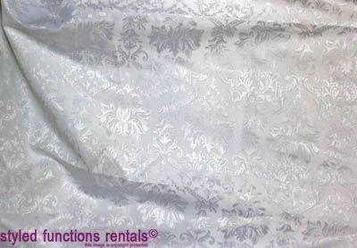 Tablecloths Hire R65