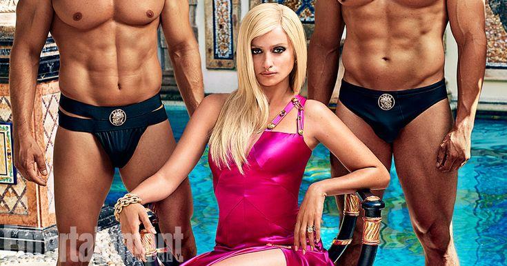Penelope Cruz as Donatella Versace: American Crime Story first look