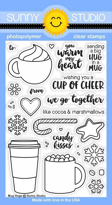Mug Hugs Stamps