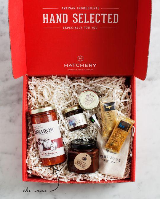 Hatchery gift box subscription/ loveandlemons.com