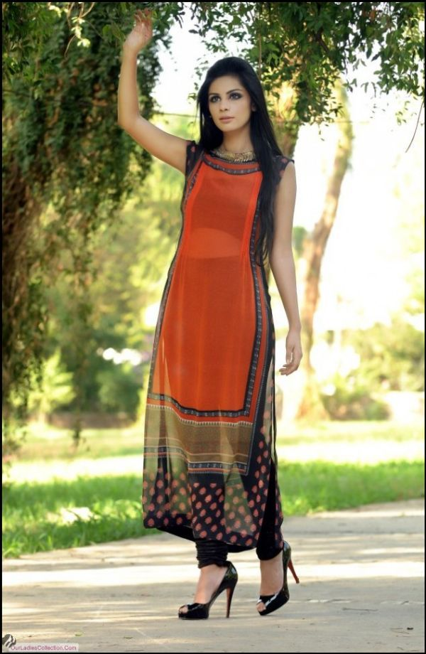 Latest Party Wear Dresses Collection 2012-2013 by Sobia Nazir ~ Pakistani Designers Pakistan Fashion Shows