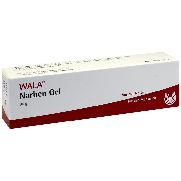 NARBEN GEL: WALA Narben Gel zur Strukturierung und Regeneration vernarbten Gewebes. Das WALA Narben Gel enthält eine ausgesuchte…