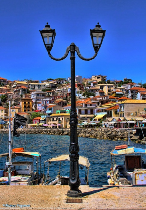 Parga, Greece. Our tips for 25 fun places to visit in Greece: http://www.europealacarte.co.uk/blog/2012/07/31/what-to-do-greece/