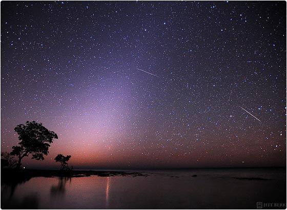 Hoy habrá lluvia de estrellas... Pide un deseo...