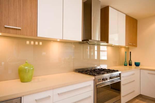 17 images about splashbacks on pinterest kitchen for Cheap kitchen splashback ideas