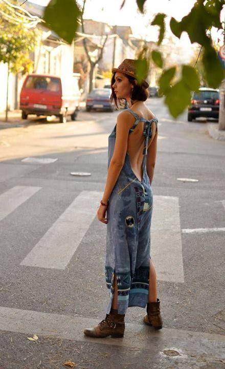 Sea memories:: dress by Damasquin