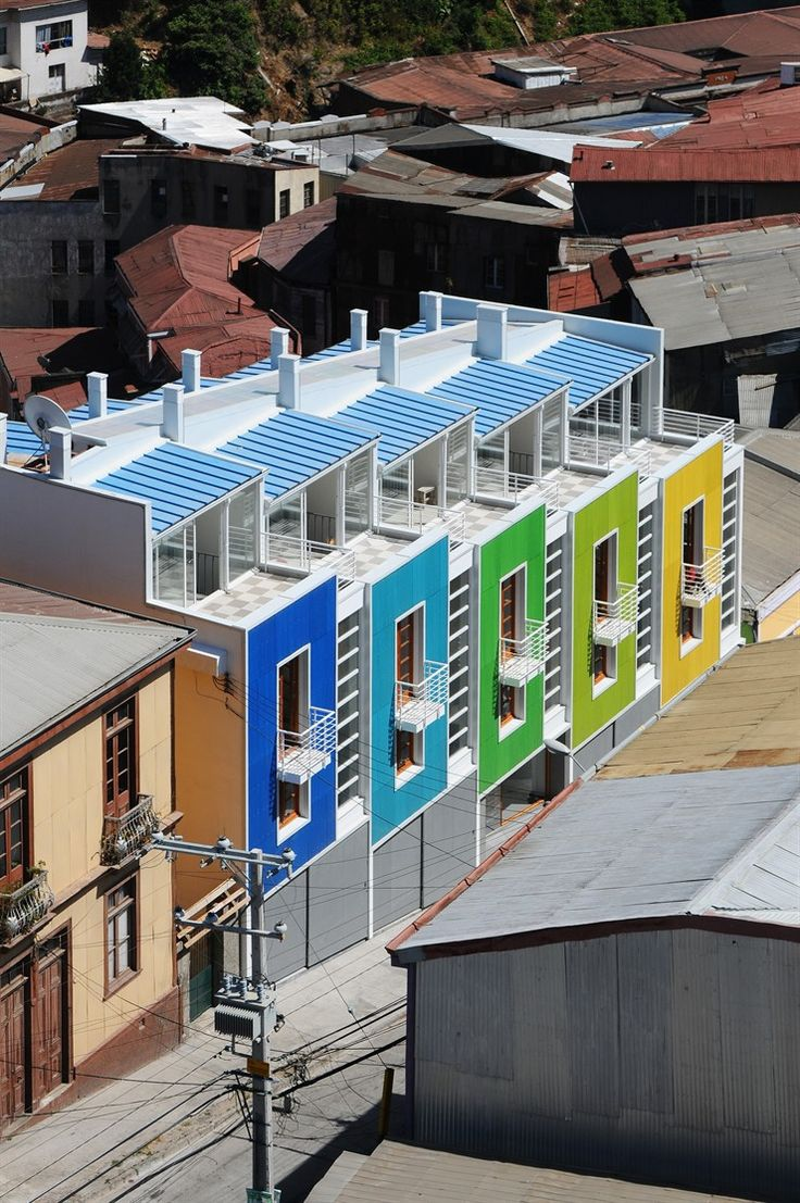 610 best images about modern townhomes on pinterest - Villa moderne apartments valparaiso in ...