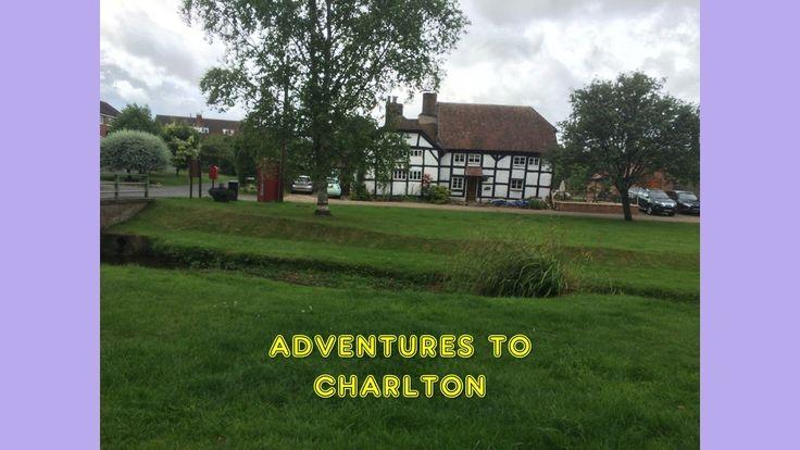 My Big UK Move Adventure: ADVENTURES TO CHARLTON | Charli Crescendo