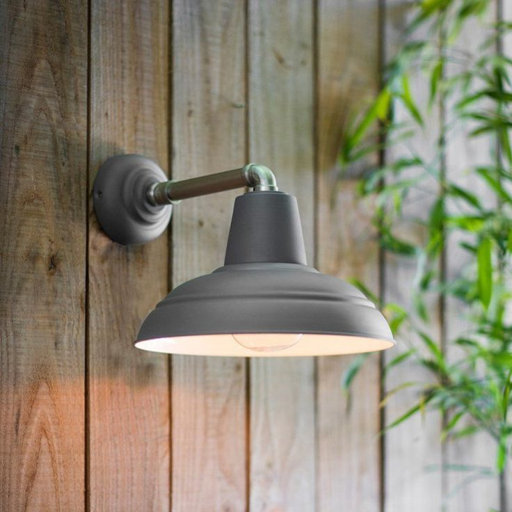 Southwark Outdoor Light - Charcoal