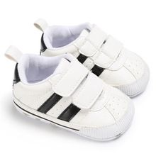 Bebê recém-nascido Macio Sola Primeiros Caminhantes Crianças Sapatilhas Bebés Meninos Meninas Não-slip Interior Sapatos Da Criança Calçado Sapatos De Bebe(China)