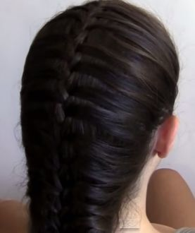 88 best images about peinados faciles on pinterest bobs - Como hacer peinados faciles ...