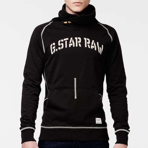 NORD COLLAR SW L/S BY G-STAR RAW... POSSIBLY BRINGING IN FOR FALL. LOVE!