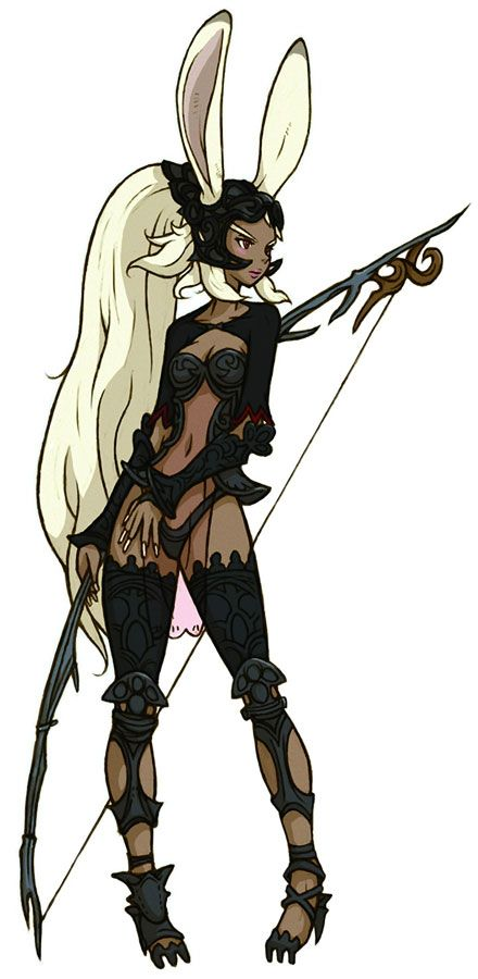 Final Fantasy XII: Revenant Wings: Fran