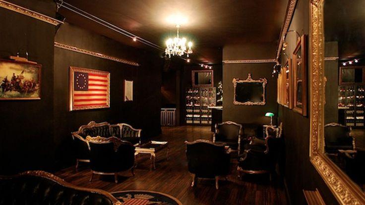 Bars Inside Bars: The Hancock Room Opens at Sip Lounge - Eater SF