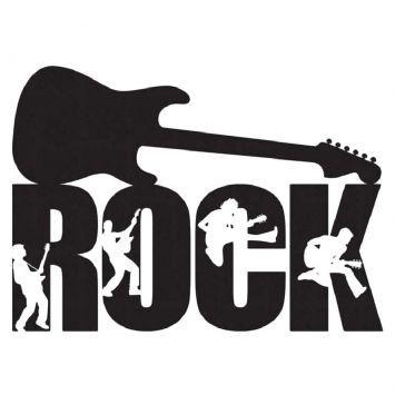 Adesivo decorativo rock - Westwing.com.br - Tudo para uma casa com estilo