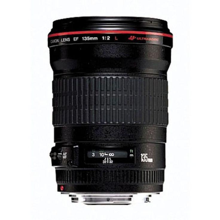 Объектив Canon EF 135/2L USM ―  Fotofishka.ru - интернет магазин фототехники