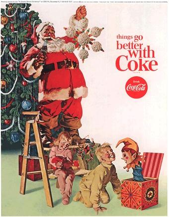 Coca-Cola Christmas Ads