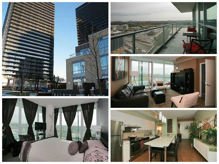 Listed at $439 000, 1010 sq ft #Toronto #Condos #RealEstate #NorthYork #ArmstrongTeam