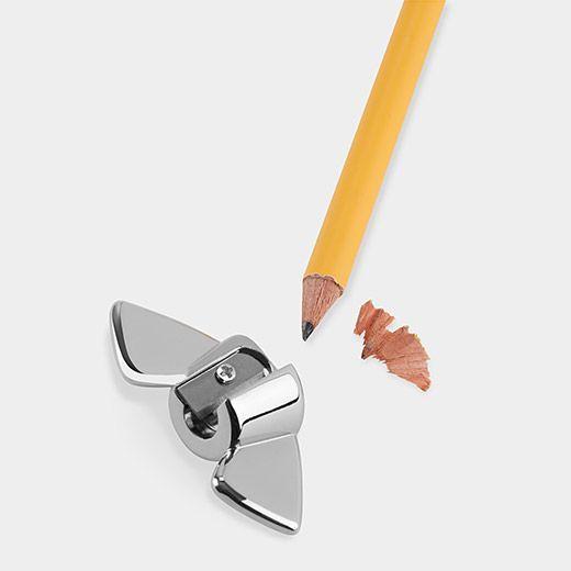 Wingnut Pencil Sharpener | http://MoMAstore.org