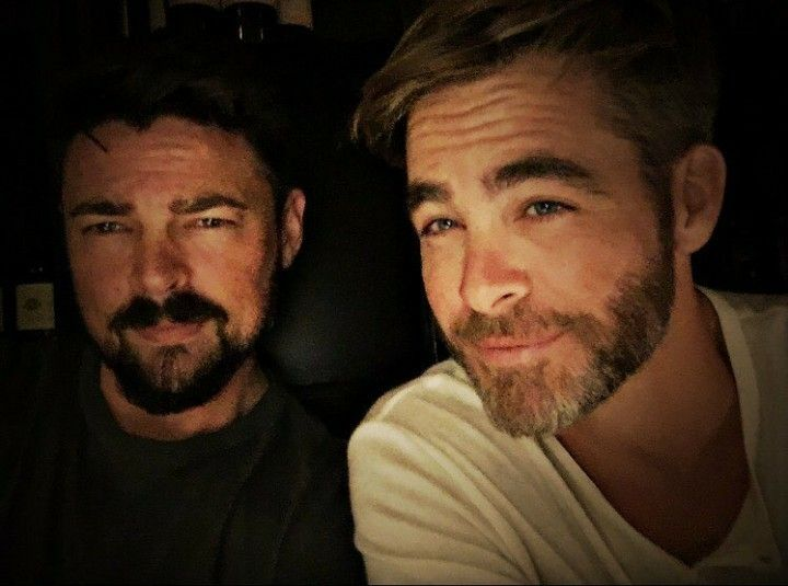 Chris Pine, Karl Urban