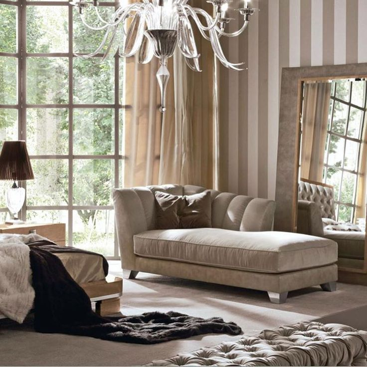 Sunrise Chaise - Such a stunning bedroom piece www.sovereigninteriors.com.au