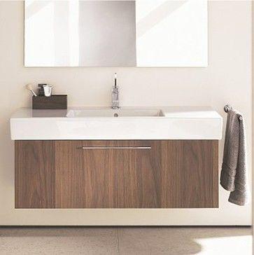 Duravit Fogo Unit Bathroom Vanity modern bathroom vanities and sink consoles