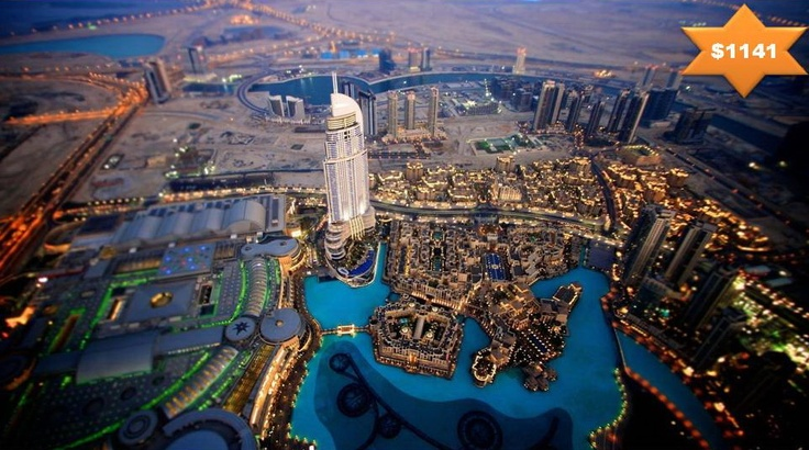 Book Dubai trips to emirate the great holiday from a wide selection of top discount vacation packages. We offer the best deal for Dubai trips for successful advertising campaign worldwide.