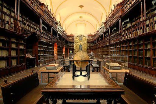 Biblioteca Palafoxiana - Sitio web Oficial del Estado de Puebla, México